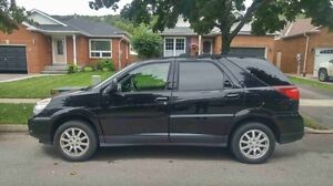 2007 Buick Rendezvous CX E-TESTED