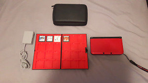 Nintendo 3DS LX Red