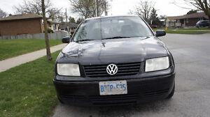 2001 Volkswagen Jetta GLS Sedan  $1200 O.B.O