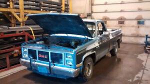 1985 GMC 2WD