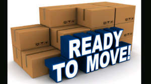 Movers and delivery call now 905-975-4744
