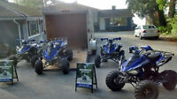 ATV Company for cash or trade