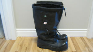 TERRA insulated work boots