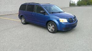 2010 Dodge Grand Caravan Stow'n Go - AUBAINE!!!