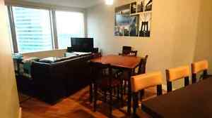 Roommate wanted for 2 bed/2 bath downtown condo in Icon Tower Edmonton Edmonton Area image 4