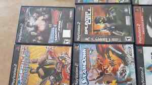 PS2 GAME & ACCESSORY LOT