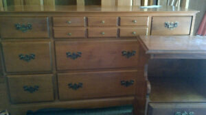 dressers and wardrobes