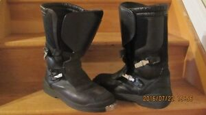 Mens size 12 Gore Tex BMW riding boots