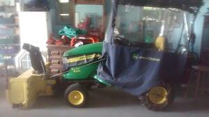 John Deer Ride on Tractor