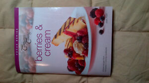 Recipe Book: COMPANY's Coming, Berries and Cream Kitchener / Waterloo Kitchener Area image 1