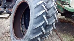 13.6 x 38 tractor bar tires Kitchener / Waterloo Kitchener Area image 1