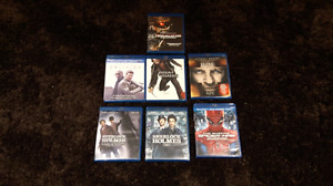 BLU RAY MOVIES FOR SALE!!!!!