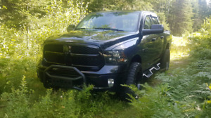 Ram Ecodiesel 2018 Demo bcp bcp ++++++ Extra model RARE 6PLACES