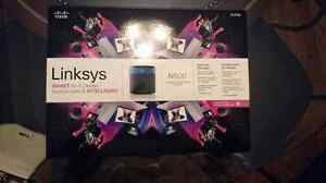 Linksys N600 Smart Wi-Fi Router