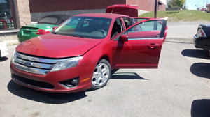 2010 Ford Fusion tres tres propre 198000km A/C 4300$ nego