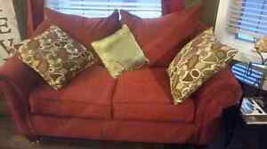 Couch and loveseat great condition! Edmonton Edmonton Area image 2