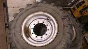 13.00-24 tires and rims