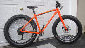 INCREDIBLE FAT BIKE READY FOR WINTER ?