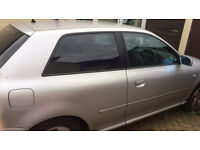 Audi a3 1.8 consider swap or p/x