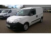 Vauxhall Combo 2000 1.3 Cdti 16V H1 Van DIESEL MANUAL WHITE (2014)