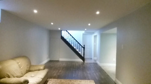 Basement In-law. Completely Renovated, Utilities and Internet!!