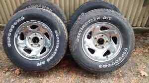 Dodge Ram tires n rims