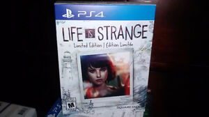 Life is Strange (Limited Edition) for PS4