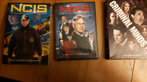 NCIS..COMPLETE SEASONS 12 & 13!! MINT CONDITION