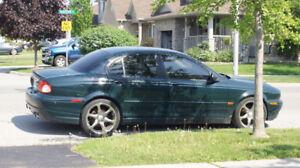2005 Jaguar X Type Sports Sedan