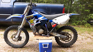 Wanted yz125 parts