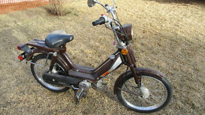 Honda PA50 Moped