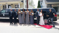 Four points limo rental wedding limousine service