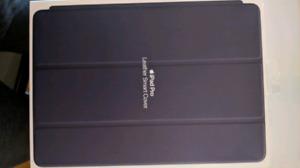 Apple ipad smart leather cover blue black