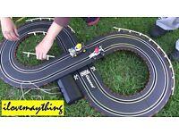 Mario racing car track
