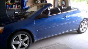 2006 Pontiac G6 GT Convertible