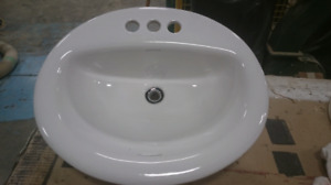 Sink for bathrooms and washrooms