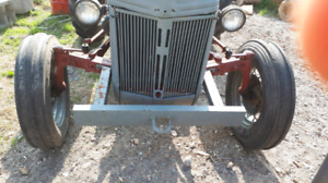 Ford 8N tractor ready-to-use