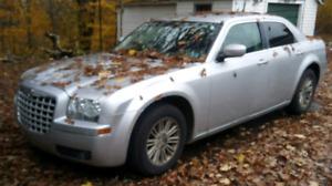 2008 Chrysler 300.