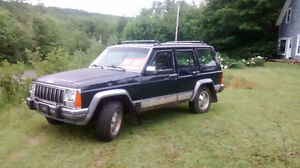 1992 Jeep Cherokee. REDUCED FOR QUICK SALE