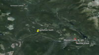 Placer Gold Claims Manson Creek/ Germansen Landing Area BC