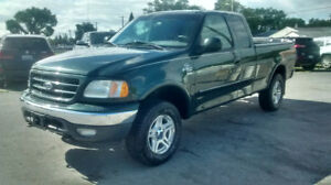 2001 Ford F-150 XL Pickup Truck - Safetied, 257km, $4000!