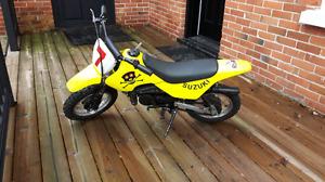 2007 Suzuki JR50