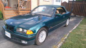 1995 BMW 325ic Convertible