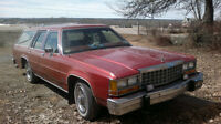 1984 Ford WAGON Crown Victoria LTD
