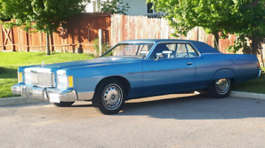 1978 Mercury Marquis 2 door