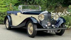 image for 1935 Bentley 3.5 Litre Vanden Plas style cutaway door Tourer B91EJ