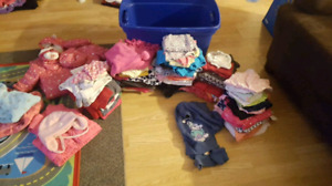 Girls Clothes Size 1-2 Years