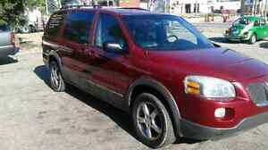 2005 Pontiac  Montana with 154000km  Extended Kitchener / Waterloo Kitchener Area image 1