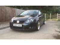 Volkswagen golf 1.9 tdi gti r32 2007 modified low miles