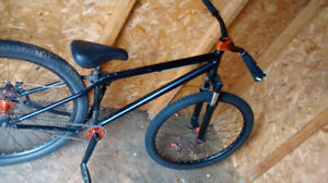 Pseries dirt jumper
